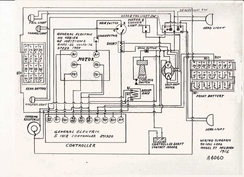 Electrical Schematic - Model 27