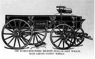 Wagon Works Photos